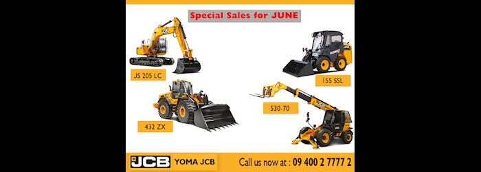 Special Offer June Month